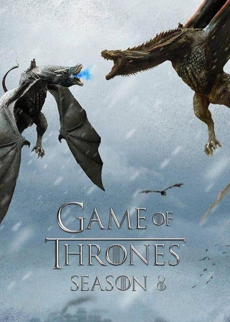 权力的游戏第八季 未删减版