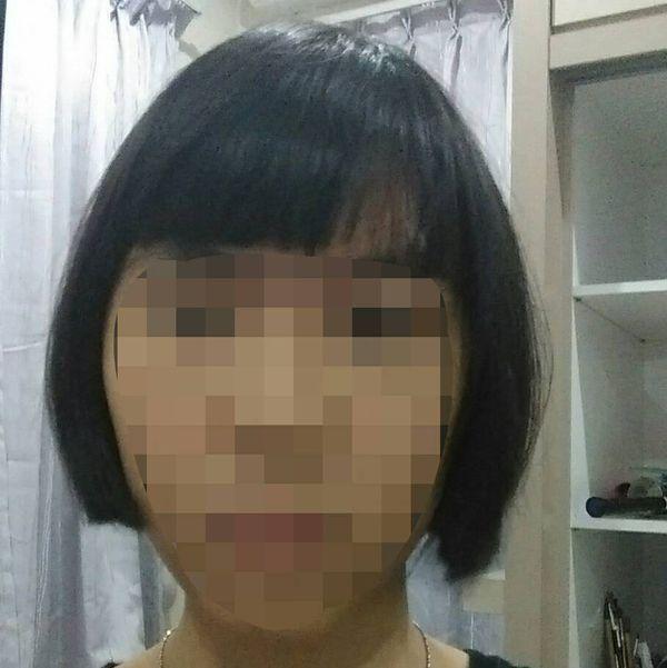 啊,要开学了,去剪学校头,学生规定是短发短头发的老师简笔画图片