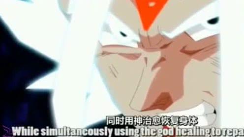 龙珠超:悟空新形态变身加上百倍界王拳,会不会超越全王