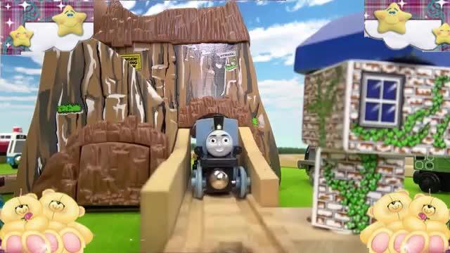 迪士尼托马斯小火车玩具 米老鼠 托马斯和他的朋友们