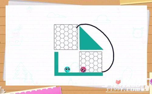 恋爱球球第161-165关视频视频攻略三不管图片