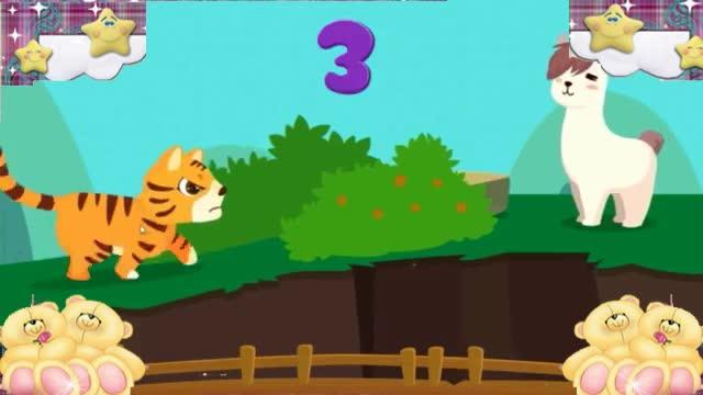 森林运动会亲子.熊出没之喜羊羊之动物乐园视频1