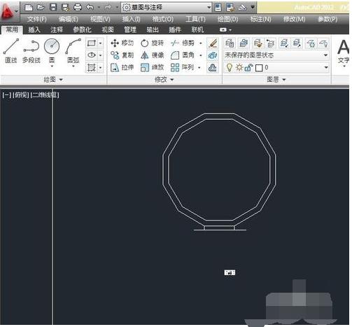 CAD一用AL命令,另个图形就跑了cad怎么画图比例按图片