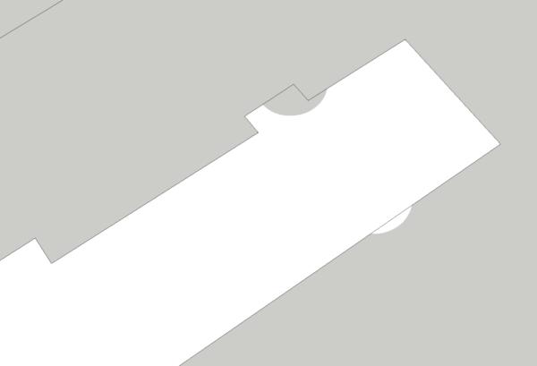 CAD出现SU后模型导入了CAD中的树的电视,既轮廓cad图片