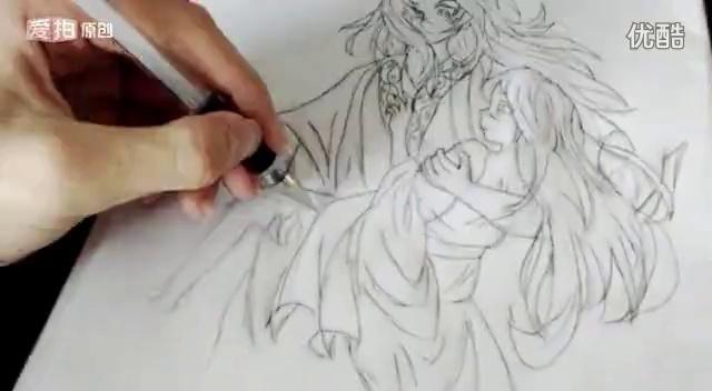新人向手绘狐妖小红娘王权富贵