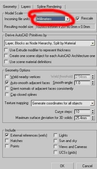 CAD和3D单位导入是一样,CAD进去转换2013cad设置pdf图片
