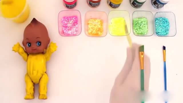 橡皮泥制作视频 迪士尼米老鼠和唐老鸭