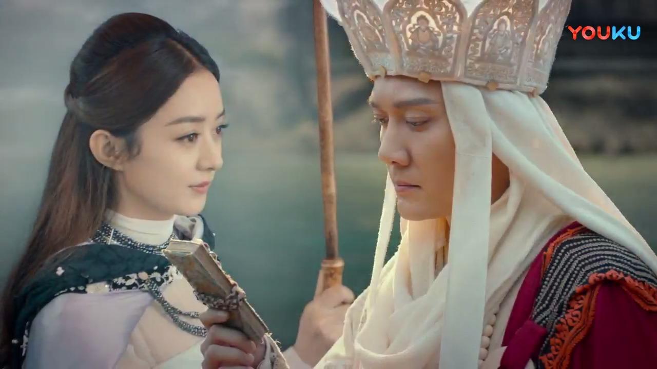 视频:《女儿国》西游记最浪漫经典,女王赵丽颖为爱牺牲,我看哭了!
