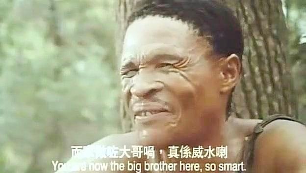 喜剧电影《非洲超人》之搞笑片段三,动物总动员大战盗贼!