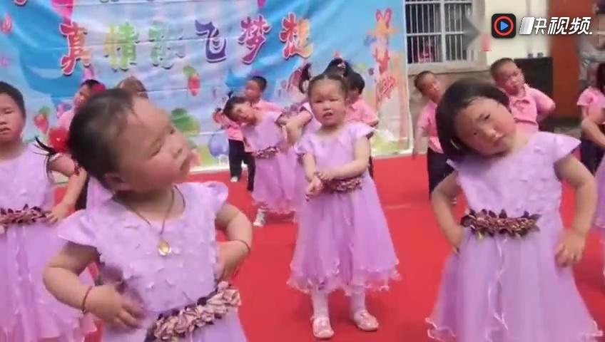 儿童舞蹈《我会听话》幼儿园小班舞蹈