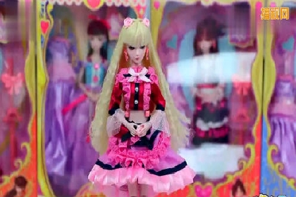 精灵梦叶罗丽娃娃莫莎仙子 装扮玩具