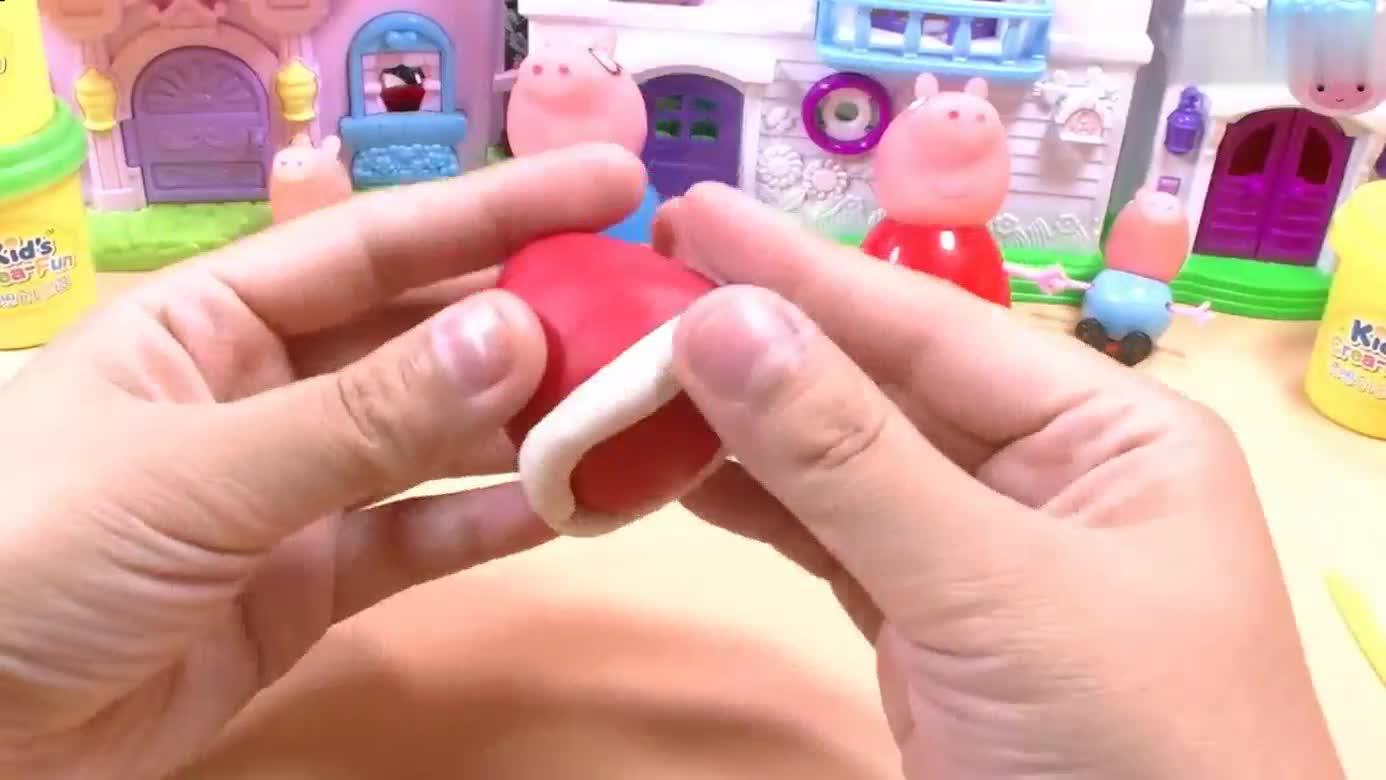 diy手工制作彩泥帽子 粉红猪小妹 奥特曼 超级飞侠-游乐园第12栏-猫.
