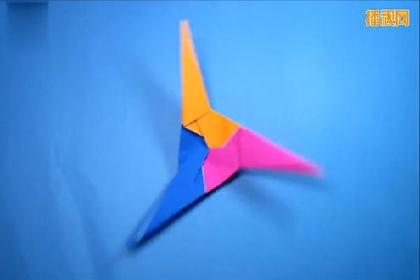 折纸大全 折纸飞镖
