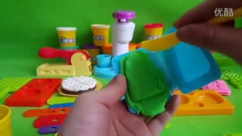 橡皮泥火车玩具 托马斯火车 米老鼠 海绵宝宝 惊喜蛋 原创 独家首播