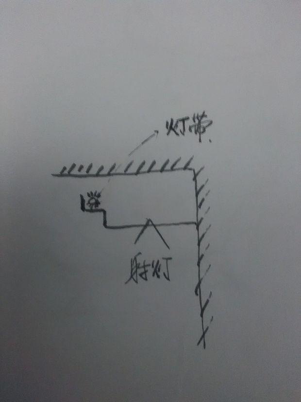 求这种吊顶的内部龙骨的结构