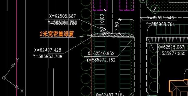 CAD两个标注后,知道图纸打开点A、B相对分别图纸华丽的图片