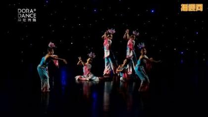 六一儿童节舞蹈视频 古典舞《水墨丹青》少儿中国舞