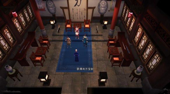 《景点攻略传》绝刀门的赠予富阳龙门山风云侠客图片