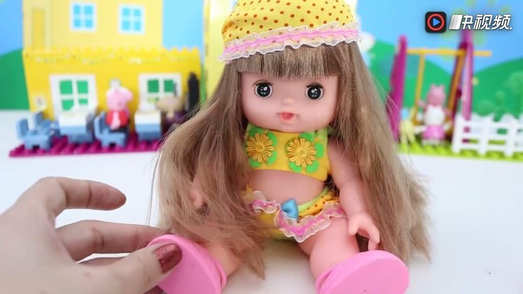玩具大乐透芭比娃娃芭比公主芭比亲子游戏