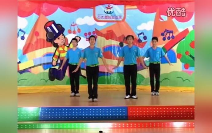 幼儿舞蹈-林老师的舞动世界5-9《快乐小天使》图片