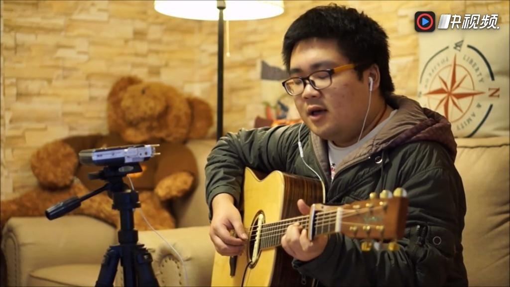 吉他弹唱 经典老歌 张磊 《虎口脱险》(31)