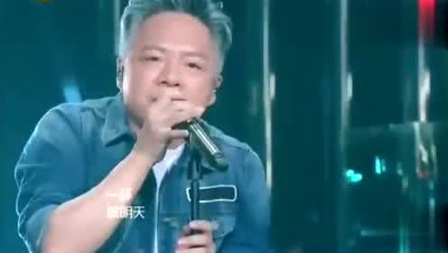 歌手2018:他遗憾离场!李晓东的《消愁》太好听了