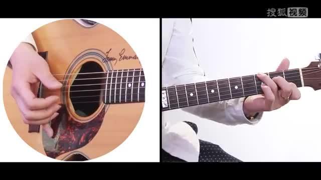 第3课 圣诞铃儿响叮当 简单好听指弹吉他曲谱集一