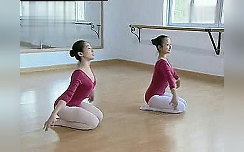 少儿之间形体训练:腰v少儿课件的理父母与舞蹈何处关系如图片