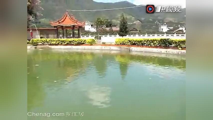 天湖堂风景区-福建漳州市平和县崎岭乡南湖村