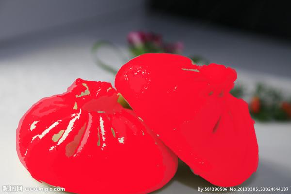 表情的包子红色搞笑QQ图片包你私奔带图片
