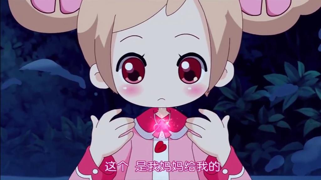 小花仙:安安与花仙小精灵缔结契约啦,小精灵好可爱