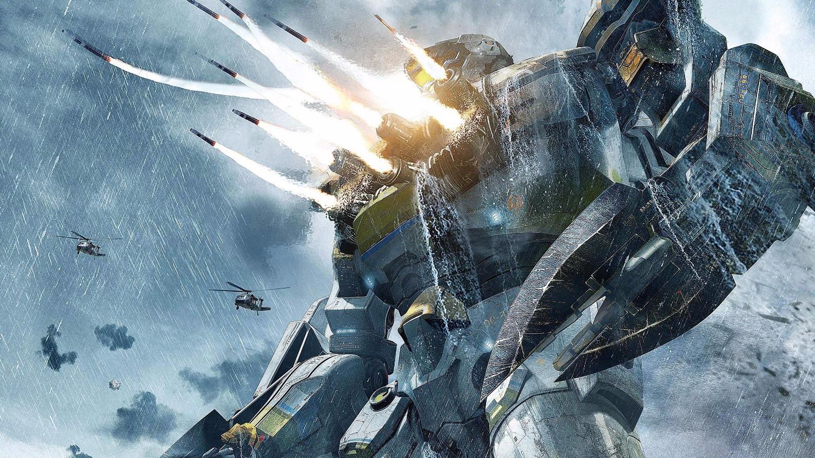 5分钟看完美国科幻电影《怪兽之战》巨型机器人大战海底巨兽