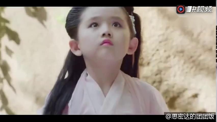 《小戏骨八仙过海》:何仙姑霸气出场,这不就是乐童吗?