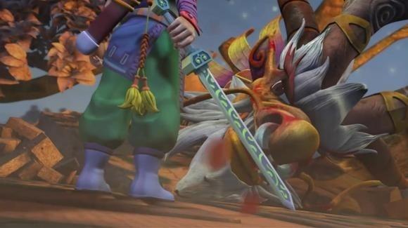 梦幻西游动画片:剑侠客如何应对神龙呢图片
