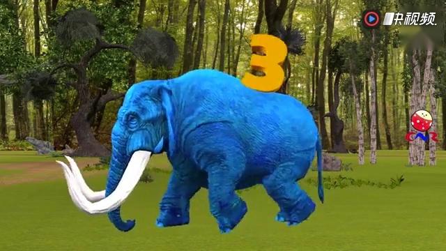 3d动漫:玩玩3超酷动物园