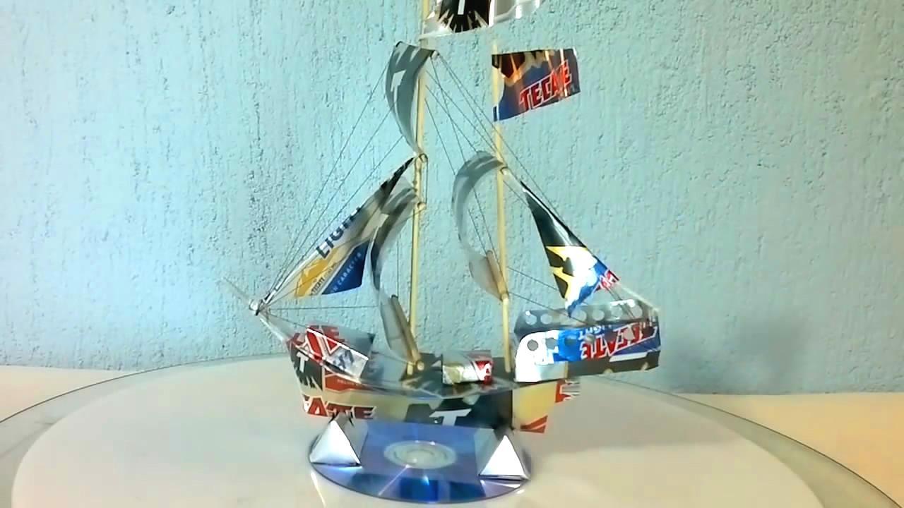 帆船手工制作方法