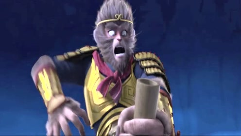 """《熊出没奇幻空间》猴哥的""""金箍棒"""",居然断了?"""