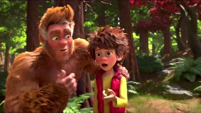 《我的爸爸是森林之王》 亚当很快发现自己也赋有超乎想象的超能力!