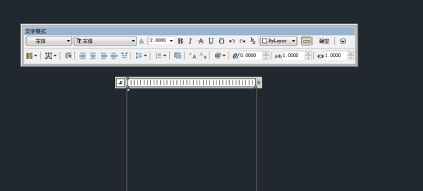CAD2014打字cad设置为把白色的图底图片