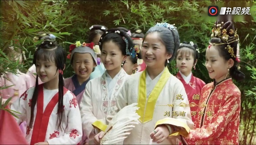 小戏骨《红楼梦之刘姥姥进大观园》第二集 可以在腾讯视频上看起来了图片