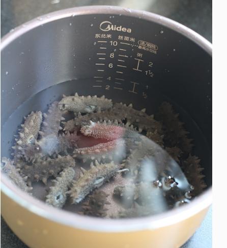 高压锅发干海参方法长寿花金胚玉米油可以直接v海参吗图片