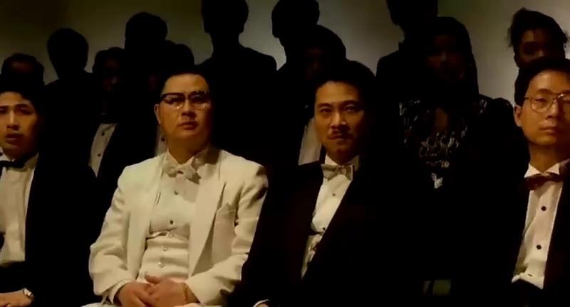 赌圣周星驰用赌术的最高境界打败香港赌王秦洪,看了你就知道