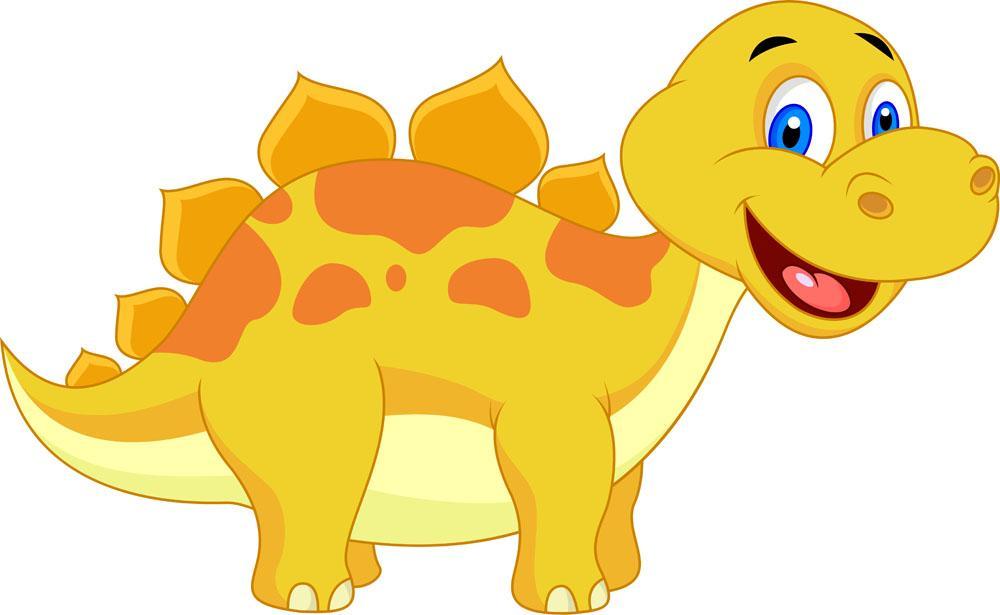简笔画恐龙三-我们一起来画画 -固瓜玩具