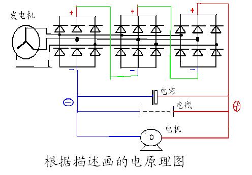 一个并联电路电压下降不稳定问题(请看补充说明谢谢)