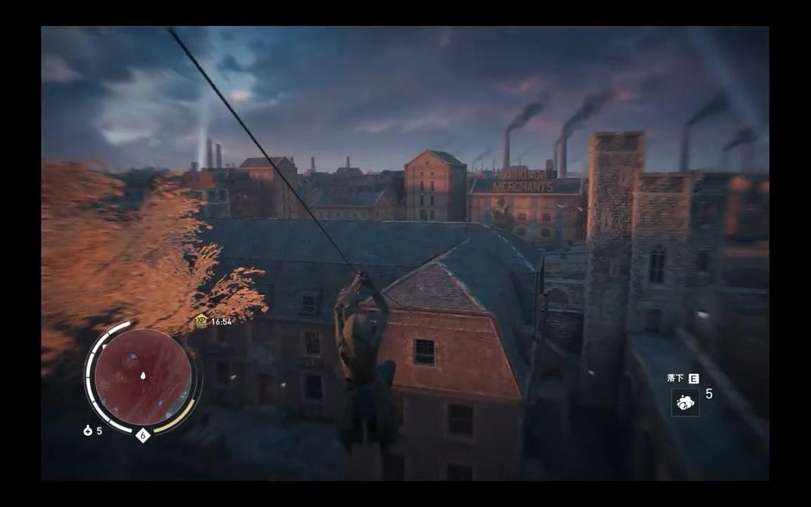 刺客信条枭雄欣赏一战伦敦风景