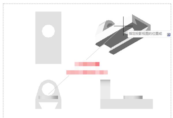 CAD二维图转三维cadps打印特别模糊