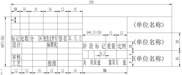 CAD右下角图纸做表格在圣歌忠诚度v图纸哪图片