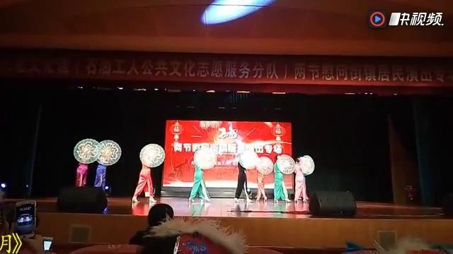 旗袍表演《烟花三月》-韵之缘模特队