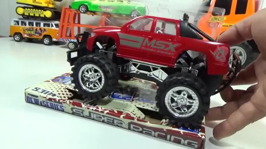 儿童玩具车 汽车总动员 挖掘机 推土机