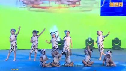 幼儿园舞蹈《小小奶牛》六一儿童节舞蹈